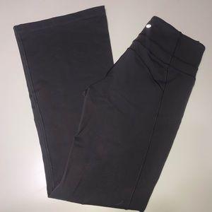 Lululemon Flare Leg Groove Pants Size 8